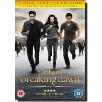 The Twilight Saga: Breaking Dawn - Part 2 [Limited Edition] [2DVD]