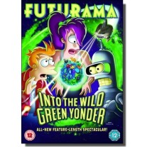 Futurama - Into The Wild Green Yonder [DVD]