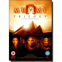 The Mummy Trilogy [3DVD]