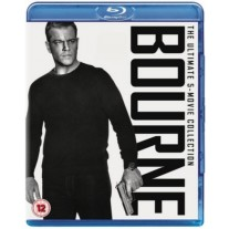 Bourne: The Ultimate 5-movie Collection [5x Blu-ray]