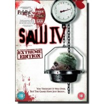 Saw IV [DVD]