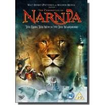 The Chronicles of Narnia: The Lion, The Witch and The Wardrobe [DVD]