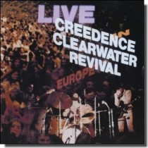 Live In Europe [CD]