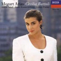 Mozart Arias [CD]