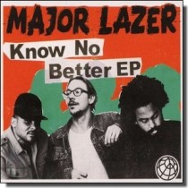 Know No Better EP [CD]