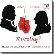 Mozart : Salieri - Rivalry? [2CD]