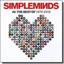 40: The Best of Simple Minds [2LP]