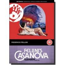 Fellini's Casanova   Il Casanova di Federico Fellini [DVD]