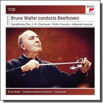 Bruno Walter conducts Beethoven [7CD]