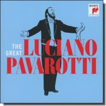The Great Luciano Pavarotti [3CD]