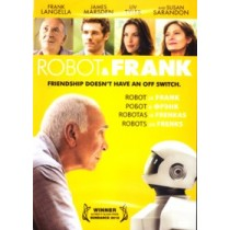 Robot ja Frank / Robot and Frank [DVD]