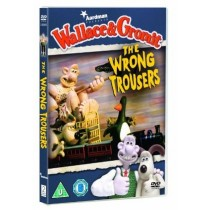 Wallace and Gromit: The Wrong Trousers [DVD]