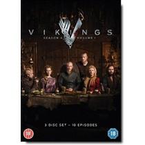 Vikings: Season 4.1 [3DVD]