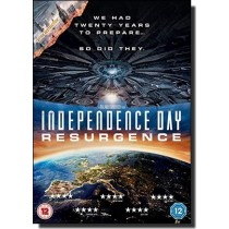 Independence Day: Resurgence [DVD]