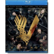 Vikings: Season 5.1 [3x Blu-ray]