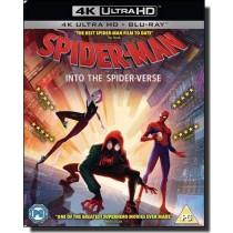 Ämblikmees: Uus universum   Spider-Man: Into the Spider-Verse [4K UHD+Blu-ray]