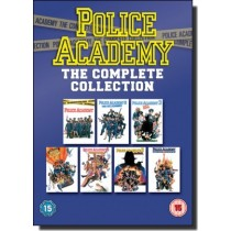 Police Academy: The Complete Collection [7DVD]