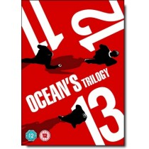 Ocean's Trilogy [3DVD]