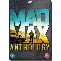 Mad Max Anthology [5DVD]