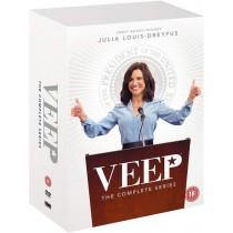 Veep: The Complete Series [15x DVD]