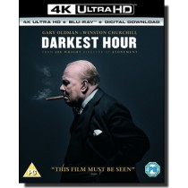 Darkest Hour [4K UHD+Blu-ray+DL]