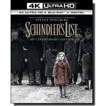 Schindler's List [25th Anniversary Edition] [4K UHD+Blu-ray]