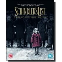 Schindler's List [25th Anniversary Edition] [3Blu-ray]