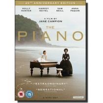 The Piano [25th Anniversary Edition] [2DVD]