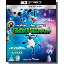 A Shaun The Sheep Movie: Farmageddon [4K UHD+Blu-ray]