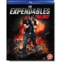 The Expendables Trilogy [3Blu-ray]