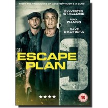 Escape Plan 3 [DVD]