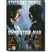 Demolition Man [DVD]
