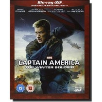 Captain America: The Winter Soldier [2D+3D Blu-ray]