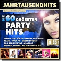 60 Grössten Party Hits [4CD]