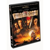 Pirates of the Caribbean: The Curse of the Black Pearl [Collectors Edition] [2DVD]