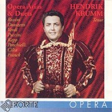 Opera Arias and Duets