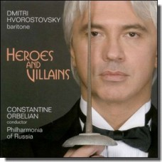 Heroes and Villains [CD]