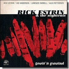 Groovin' In Greaseland [CD]