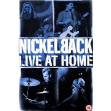 Live at Home [DVD]
