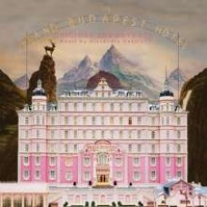 The Grand Budapest Hotel [CD]