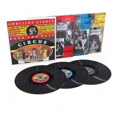 The Rolling Stones Rock and Roll Circus, December 1968 [3LP]