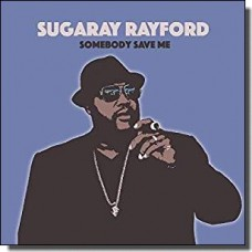Somebody Save Me [CD]