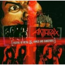 Fistful of Metal / Armed and Dangerous [CD]