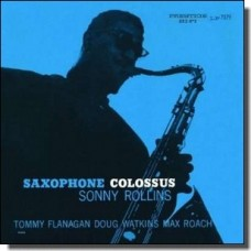 Saxophone Colossus [CD]