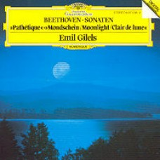 Sonaten: Pathetique, Mondschein... [CD]