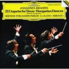Hungarian Dances [CD]