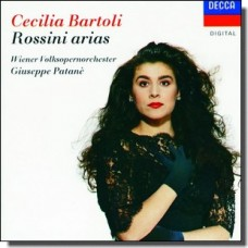 Rossini Arias [CD]