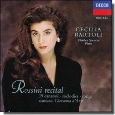 Rossini Recital [CD]