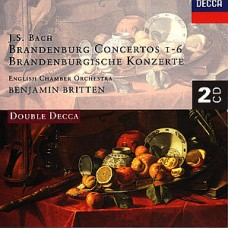 Brandenburg Concertos 1-6 [2CD]