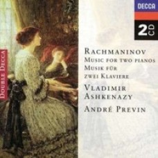 Music for Two Pianos [2CD]